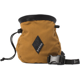 Prana Chalk Bag with Belt, bruin